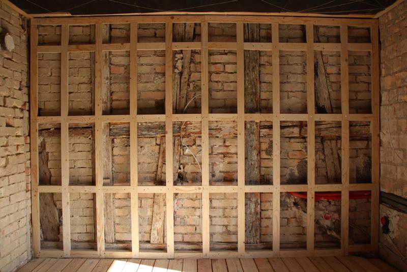 Lemix realizace-dřevěný rošt