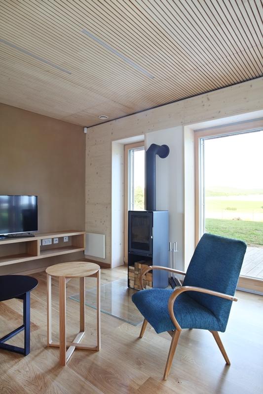 Lemix realizace vzorový dům Domesi detail