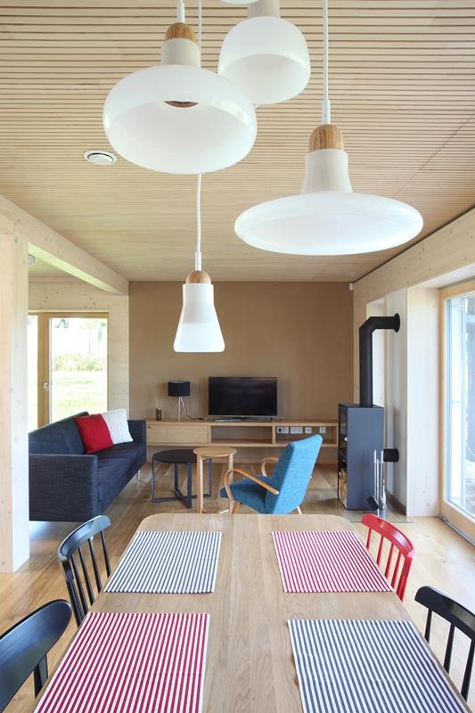Lemix realizace vzorový dům Domesi
